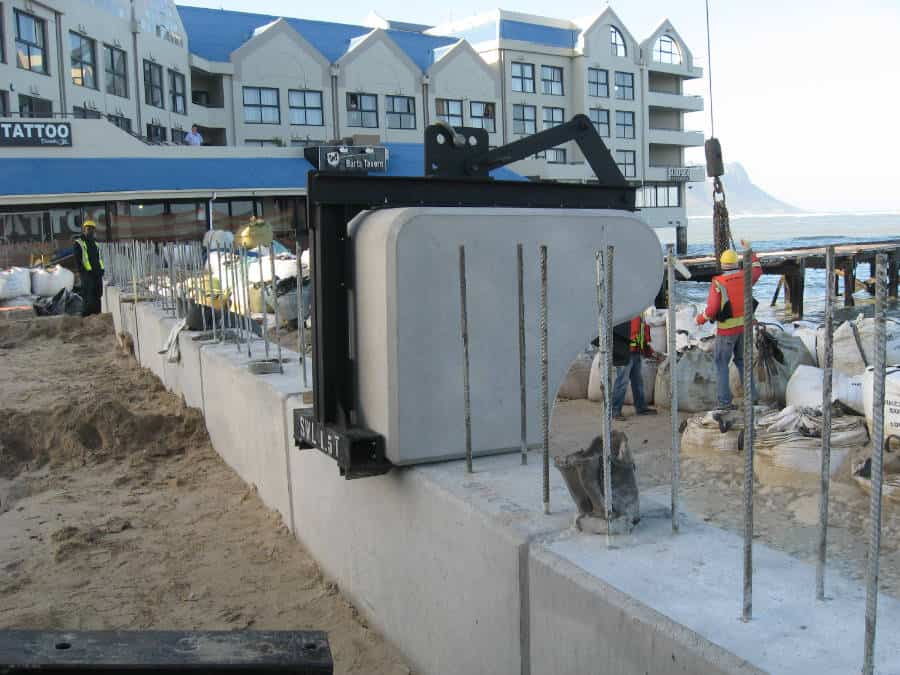 Coastal Protection Works by Civil engineering and building construction specialists